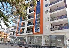 Двухкомнатная квартира в комплексе с инфраструктурой в Алании - 3