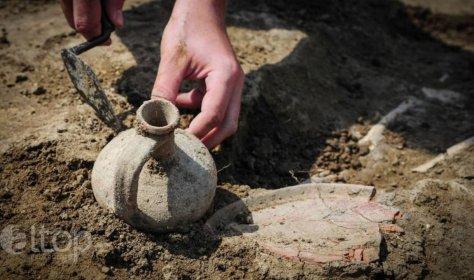В одном из турецких селений найдены древнейшие артефакты