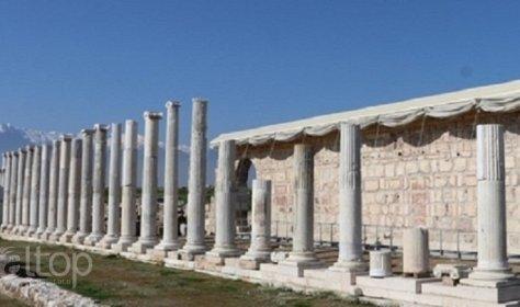 Туристы смогут увидеть легендарные фрески в турецком Денизли