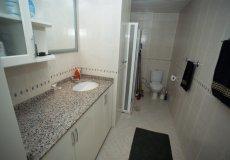 Меблированная трехкомнатная квартира в Алании - 21