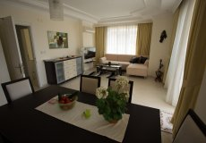 Меблированная трехкомнатная квартира в Алании - 9