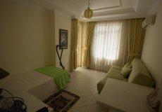Меблированная трехкомнатная квартира в Алании - 19