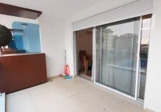 Меблированная квартира с видом на бассейн в Алании - 24