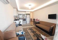 Меблированная квартира с видом на бассейн в Алании - 21
