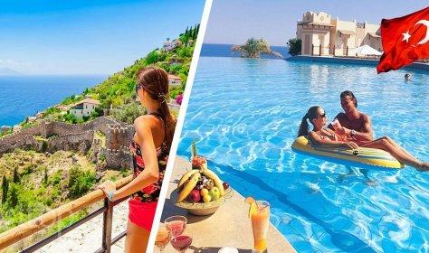Турция готовится к туристическому сезону
