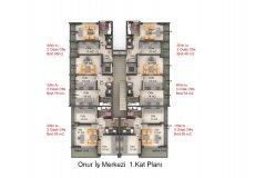 Квартиры в центре Алании + помещение под магазин - 6