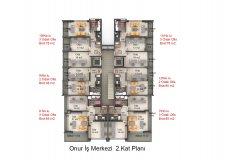 Квартиры в центре Алании + помещение под магазин - 7