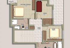Уютная вилла в Алании с собственным бассейном  - 24