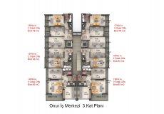 Квартиры в центре Алании + помещение под магазин - 8