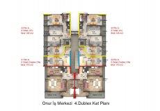 Квартиры в центре Алании + помещение под магазин - 9