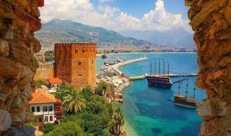 Еще 9 турецких провинций стали доступны для въезда