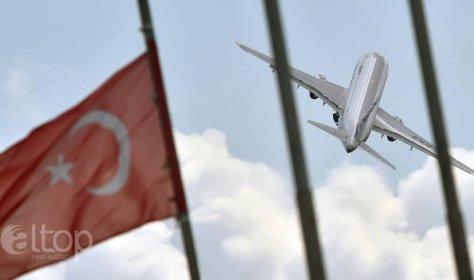Планируется восстановление международных авиарейсов в Турцию