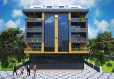 Квартиры в центре Алании + помещение под магазин - 3