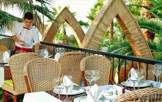 рестораны в Турции