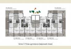 Новые квартиры в Алании район Авсаллар - 24