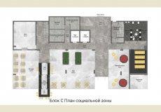 Новые квартиры в Алании район Авсаллар - 16