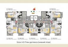 Новые квартиры в Алании район Авсаллар - 19