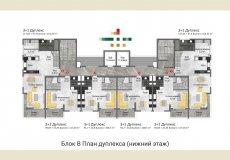 Новые квартиры в Алании район Авсаллар - 21