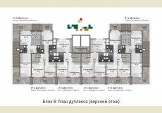 Новые квартиры в Алании район Авсаллар - 22