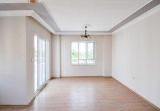 Трехкомнатная квартира с отдельной кухней в Алании - 11