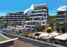 Элитная недвижимость в Турции с видом на море, гарантия аренды и получения гражданства  - 77
