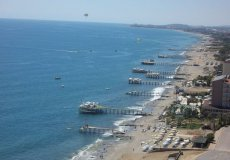 Продажа земли 6439 м2, до моря 200 м в районе Конаклы, Аланья, Турция № 0311 – фото 1