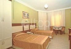Продажа отеля 2200 м2, до моря 200 м в районе Оба, Аланья, Турция № 0458 – фото 11