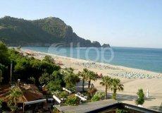 Отель на продажу в Алании на берегу моря, с выходом на песчаный пляж Клеопатра - 1