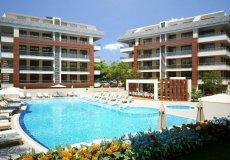 Квартира 1+1 в новом элитном жилом комплексе в районе Оба, Аланья - 1