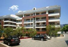 Квартира 1+1 в новом элитном жилом комплексе в районе Оба, Аланья - 7