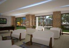 Квартира 1+1 в новом элитном жилом комплексе в районе Оба, Аланья - 16