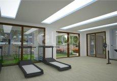 Квартира 1+1 в новом элитном жилом комплексе в районе Оба, Аланья - 17