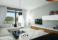 Квартира 1+1 в новом элитном жилом комплексе в районе Оба, Аланья - 23