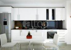 Квартира 1+1 в новом элитном жилом комплексе в районе Оба, Аланья - 28