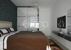 Квартира 1+1 в новом элитном жилом комплексе в районе Оба, Аланья - 30