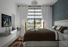 Квартира 1+1 в новом элитном жилом комплексе в районе Оба, Аланья - 31
