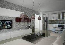 Квартира 1+1 в новом элитном жилом комплексе в районе Оба, Аланья - 32