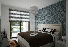 Квартира 1+1 в новом элитном жилом комплексе в районе Оба, Аланья - 33