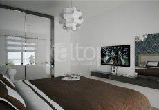 Квартира 1+1 в новом элитном жилом комплексе в районе Оба, Аланья - 34
