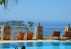 Вилла с великолепным видом на море и крепость Алании  - 1