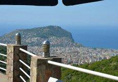 Вилла с великолепным видом на море и крепость Алании  - 2