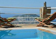 Вилла с великолепным видом на море и крепость Алании  - 5