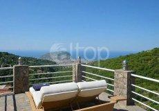 Вилла с великолепным видом на море и крепость Алании  - 7