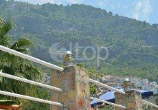 Вилла с великолепным видом на море и крепость Алании  - 11