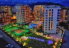 Квартиры в роскошном жилом комплексе в Алании, Тосмур - 1