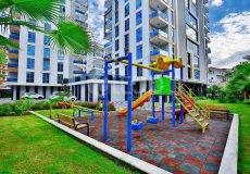 Квартиры в роскошном жилом комплексе в Алании, Тосмур - 4