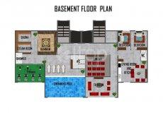 Квартиры в Махмутларе, резиденция класса Люкс - 17