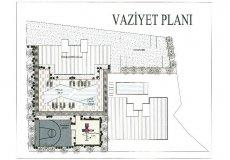 Квартиры в Махмутларе, резиденция класса Люкс - 23