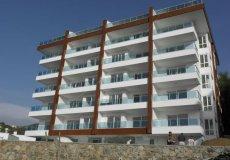 Квартиры в современном комплексе на склоне гор с панорамным видом на море в Каргыджаке, Аланья - 12