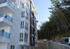 Квартиры в современном комплексе на склоне гор с панорамным видом на море в Каргыджаке, Аланья - 13